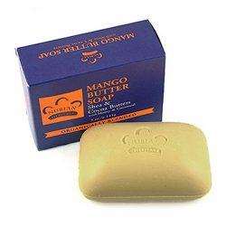 Nubian Heritage Mango Body Butter Soap 5oz Item No S0015