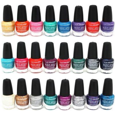 L.A. Colors Nail Polish, 0.44-oz. Bottles - Craze Colors