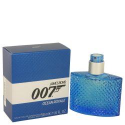 007 Ocean Royale By James Bond Eau De Toilette Spray 1.6 Oz For Men #534811