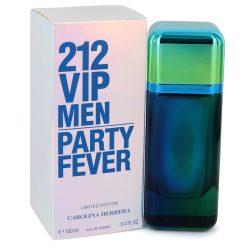 212 Party Fever By Carolina Herrera Eau De Toilette Spray (Limited Edition) 3.4 Oz For Men #542657