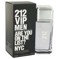 212 Vip By Carolina Herrera Eau De Toilette Spray 6.7 Oz For Men #516156