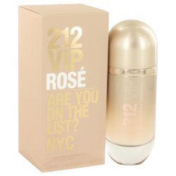 212 Vip Rose By Carolina Herrera Eau De Parfum Spray 2.7 Oz For Women #514856