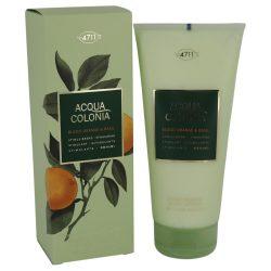4711 Acqua Colonia Blood Orange & Basil By Maurer & Wirtz Body Lotion 6.8 Oz For Women #540775