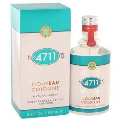 4711 Nouveau By Maurer & Wirtz Cologne Spray (Unisex) 3.4 Oz For Men #501843
