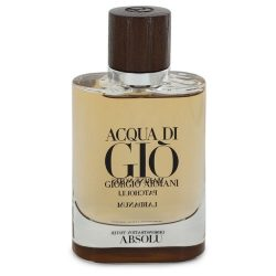 Acqua Di Gio Absolu By Giorgio Armani Eau De Parfum Spray (Tester) 2.5 Oz For Men #543565