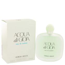 Acqua Di Gioia By Giorgio Armani Eau De Toilette Spray 3.4 Oz For Women #514642
