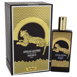 African Leather By Memo Eau De Parfum Spray (Unisex) 2.5 Oz For Women #541290