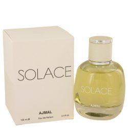Ajmal Solace By Ajmal Eau De Parfum Spray 3.4 Oz For Women #538949