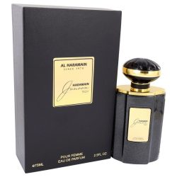 Al Haramain Junoon Noir By Al Haramain Eau De Parfum Spray 2.5 Oz For Women #542159