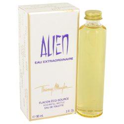Alien Eau Extraordinaire By Thierry Mugler Eau De Toilette Spray Eco Refill 3 Oz For Women #535118