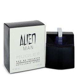 Alien Man By Thierry Mugler Eau De Toilette Refillable Spray 1.7 Oz For Men #546600