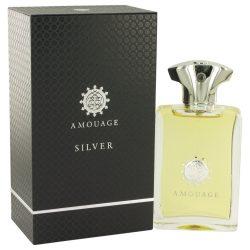 Amouage Silver By Amouage Eau De Parfum Spray 3.4 Oz For Men #515266