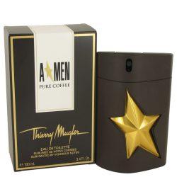 Angel Pure Coffee By Thierry Mugler Eau De Toilette Spray 3.4 Oz For Men #535149
