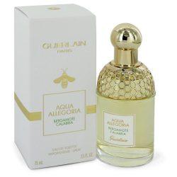 Aqua Allegoria Bergamote Calabria By Guerlain Eau De Toilette Spray 2.5 Oz For Women #546596
