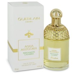 Aqua Allegoria Bergamote Calabria By Guerlain Eau De Toilette Spray 4.2 Oz For Women #546522