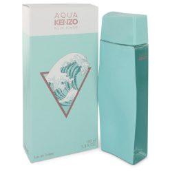Aqua Kenzo By Kenzo Eau De Toilette Spray 3.3 Oz For Women #543182