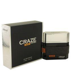Armaf Craze Noir By Armaf Eau De Parfum Spray 3.4 Oz For Men #539587