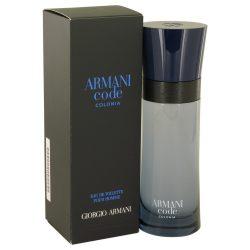 Armani Code Colonia By Giorgio Armani Eau De Toilette Spray 2.5 Oz For Men #539370