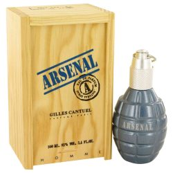 Arsenal Blue By Gilles Cantuel Eau De Parfum Spray 3.4 Oz For Men #417141