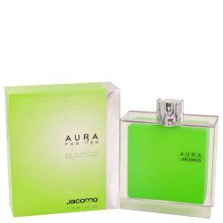 Aura By Jacomo Eau De Toilette Spray 2.4 Oz For Men #417208