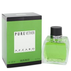 Azzaro Pure Vetiver By Azzaro Eau De Toilette Spray 4.2 Oz For Men #417266