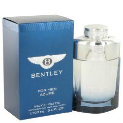 Bentley Azure By Bentley Eau De Toilette Spray 3.4 Oz For Men #517634