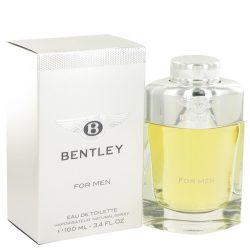 Bentley By Bentley Eau De Toilette Spray 3.4 Oz For Men #501447