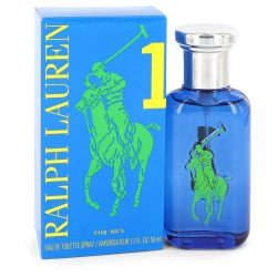 Big Pony Blue By Ralph Lauren Eau De Toilette Spray 1.7 Oz For Men #547267