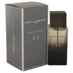 Black Granit By Pascal Morabito Eau De Toilette Spray 3.3 Oz For Men #539236