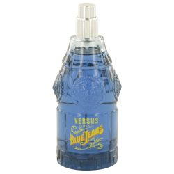 Blue Jeans By Versace Eau De Toilette Spray (Tester New Packaging) 2.5 Oz For Men #446563