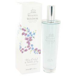 Blue Orchid & Water Lily By Woods Of Windsor Eau De Toilette Spray 3.3 Oz For Women #510938