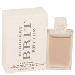 Burberry Brit Rhythm By Burberry Mini Edt .17 Oz For Women #533816
