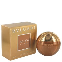 Bvlgari Aqua Amara By Bvlgari Eau De Toilette Spray 1.7 Oz For Men #510991