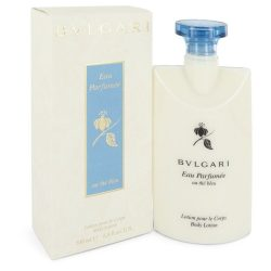 Bvlgari Eau Parfumee Au The Bleu By Bvlgari Body Lotion 6.8 Oz For Women #546786