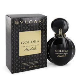 Bvlgari Goldea The Roman Night Absolute By Bvlgari Eau De Parfum Spray 2.5 Oz For Women #545286