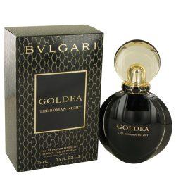 Bvlgari Goldea The Roman Night By Bvlgari Eau De Parfum Spray 2.5 Oz For Women #537784