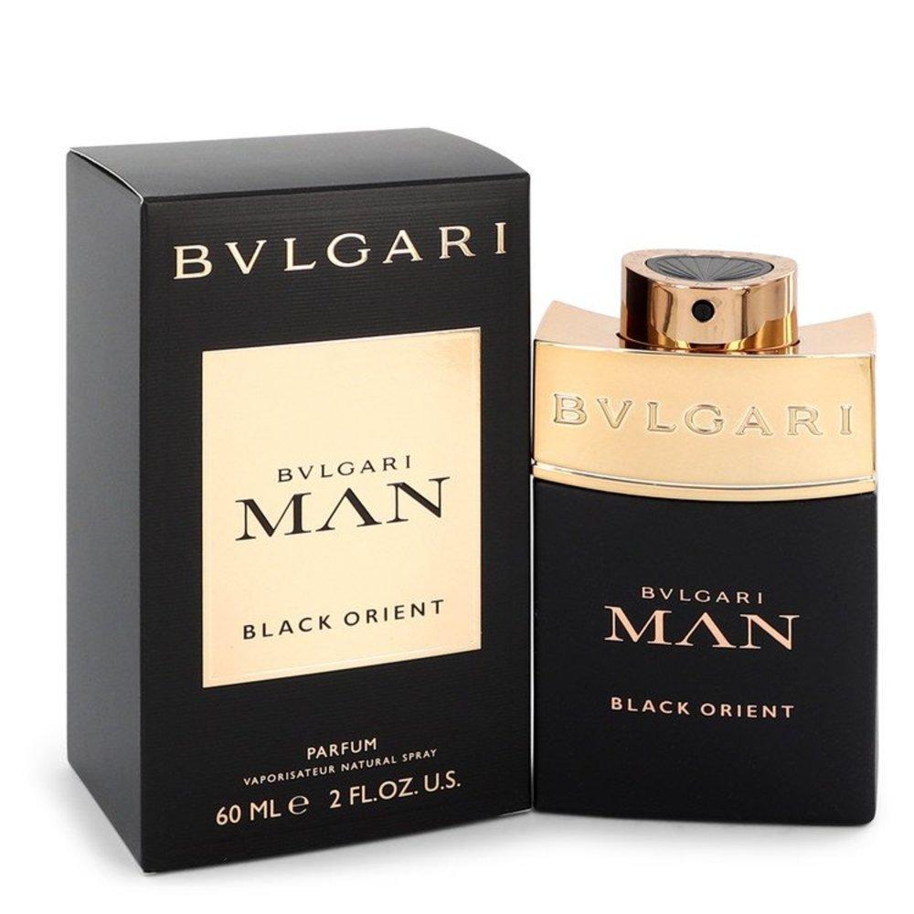 Bvlgari Man Black Orient By Bvlgari Eau De Parfum Spray 2 Oz For Men #545023