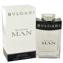 Bvlgari Man By Bvlgari Eau De Toilette Spray 3.4 Oz For Men #481217