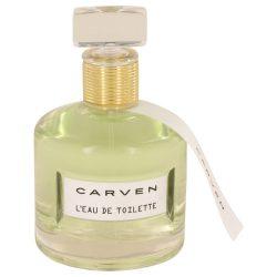 Carven Leau De Toilette By Carven Eau De Toilette Spray (Tester) 3.4 Oz For Women #539301