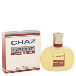 Chaz Sport By Jean Philippe Eau De Toilette Spray 3.4 Oz For Women #417670