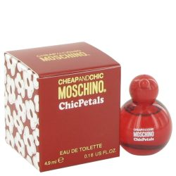 Cheap & Chic Petals By Moschino Mini Edt .15 Oz For Women #513024
