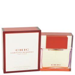 Chic By Carolina Herrera Eau De Parfum Spray 1.7 Oz For Women #418318