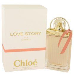 Chloe Love Story Eau Sensuelle By Chloe Eau De Parfum Spray 2.5 Oz For Women #538145