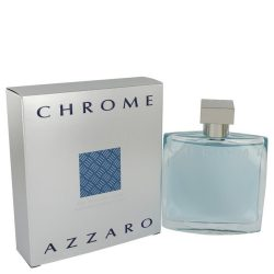 Chrome By Azzaro After Shave 3.4 Oz For Men #418643