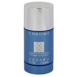 Chrome By Azzaro Deodorant Stick 2.7 Oz For Men #418641