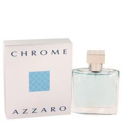 Chrome By Azzaro Eau De Toilette Spray 1.7 Oz For Men #418649