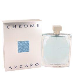 Chrome By Azzaro Eau De Toilette Spray 6.8 Oz For Men #418640