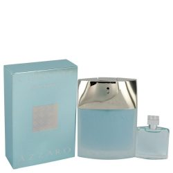 Chrome Sport By Azzaro Eau De Toilette Spray With .23 Oz Mini Edt Bonus Moved Code 1.7 Oz For Men #541783