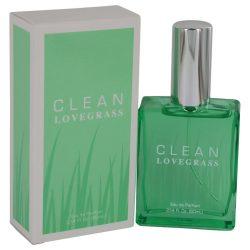 Clean Lovegrass By Clean Eau De Parfum Spray 2.14 Oz For Women #540578