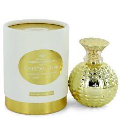 Cristal Dor By Marina De Bourbon Eau De Parfum Spray 3.4 Oz For Women #545134